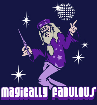 Magically Fabulous - Dumbledore is Gay Shirt