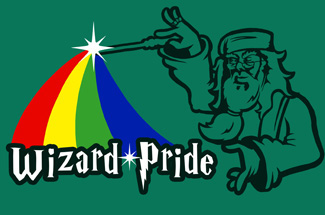 Gay Dumbledore Shirt - Wizard Pride