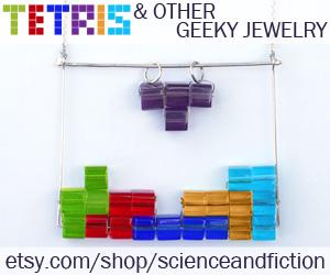 """Tetris,"