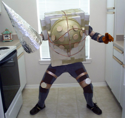 Bioshock Costume
