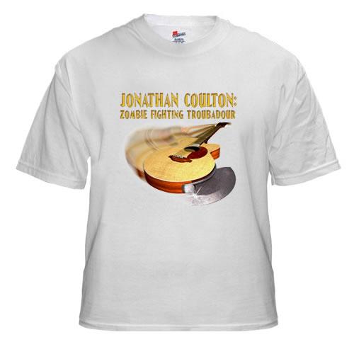 Jonathan Coulton T-Shirt Axe