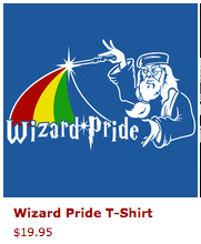Wizard Pride T-Shirt