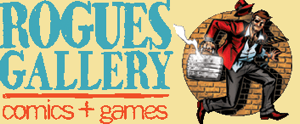 Rogues Gallery Comics & Games