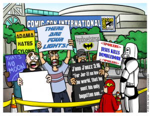 SDCC Protest Print