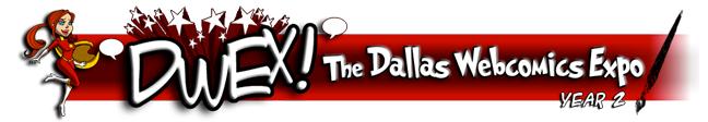 Dallas Webcomics Expo