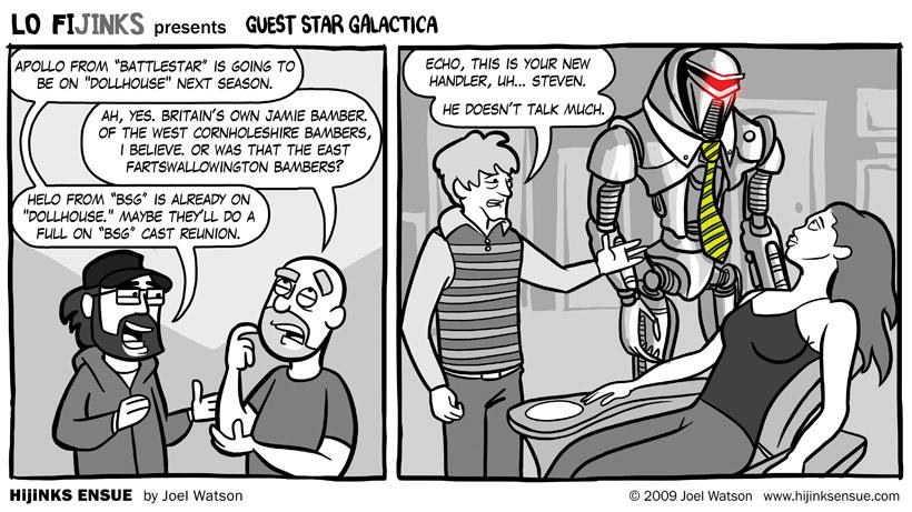 Guest Star Galactica