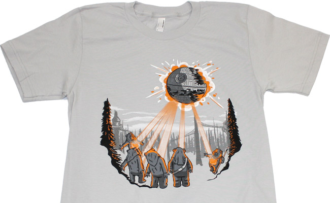 Ewok Stare Shirt