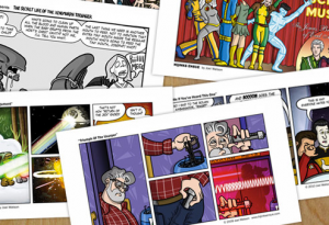 HijiNKS ENSUE Comic Prints