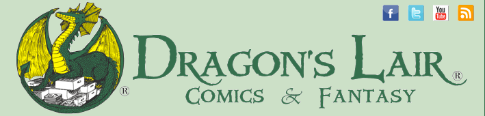 Dragon's Lair Webcomics Rampage