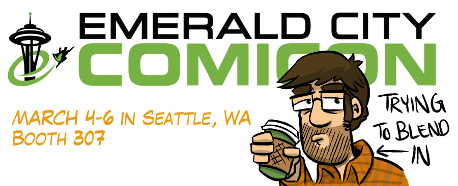 HijiNKS ENSUE at Emerald City Comicon