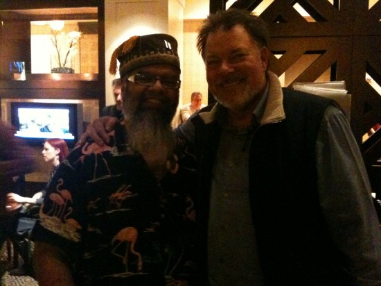 Lar With Jonathan Frakes