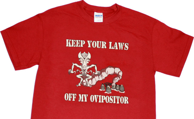 Keep Your Laws Off My Oivpositor Shirt **LAST CHANCE**