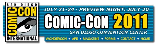 HijiNKS ENSUE Joel Watson At San Diego Comicon