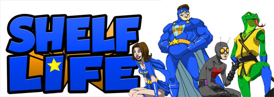 Shelf Life - Funny Web series Super Heroes Toys, comedy web series