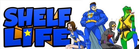 Shelf Life - Funny Web series Super Heroes Toys, comedy web series