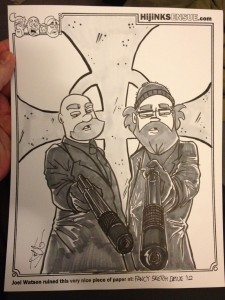 HijiNKS ENSUE Boondock Saints