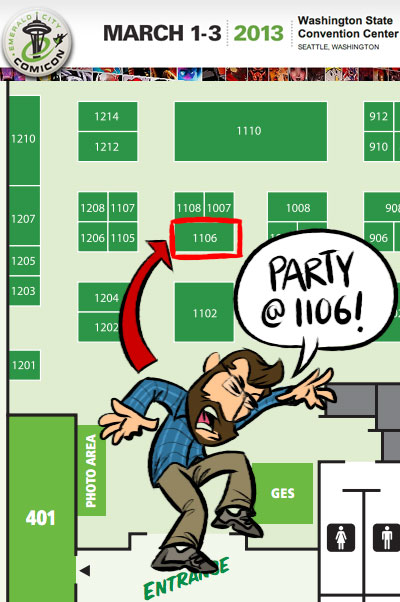 hijinks-ensue-emerald-city-comicon-map-2013