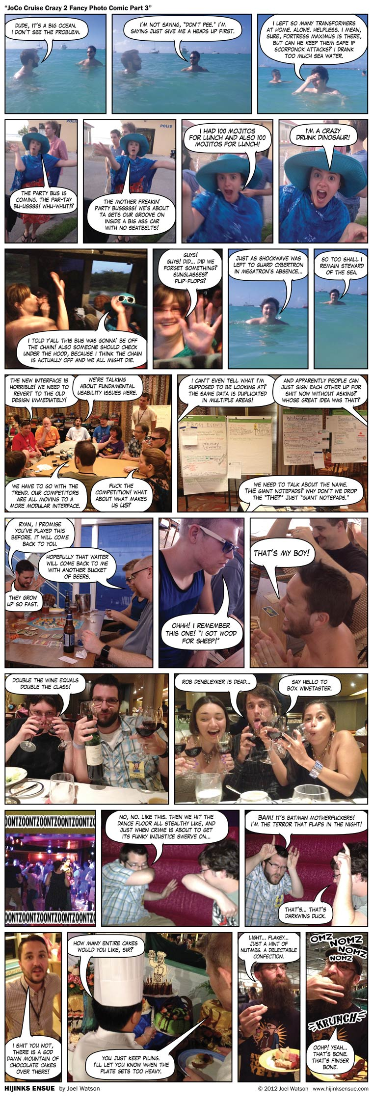 JoCo Cruise Crazy 2 Fancy Photo Comic Part 3