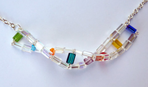 DNA Necklace on Etsy