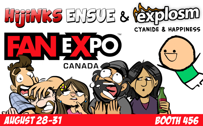 hijinks-ensue-toronto-fan-expo-2014