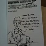 Nerd Judge Rules - HijiNKS ENSUE